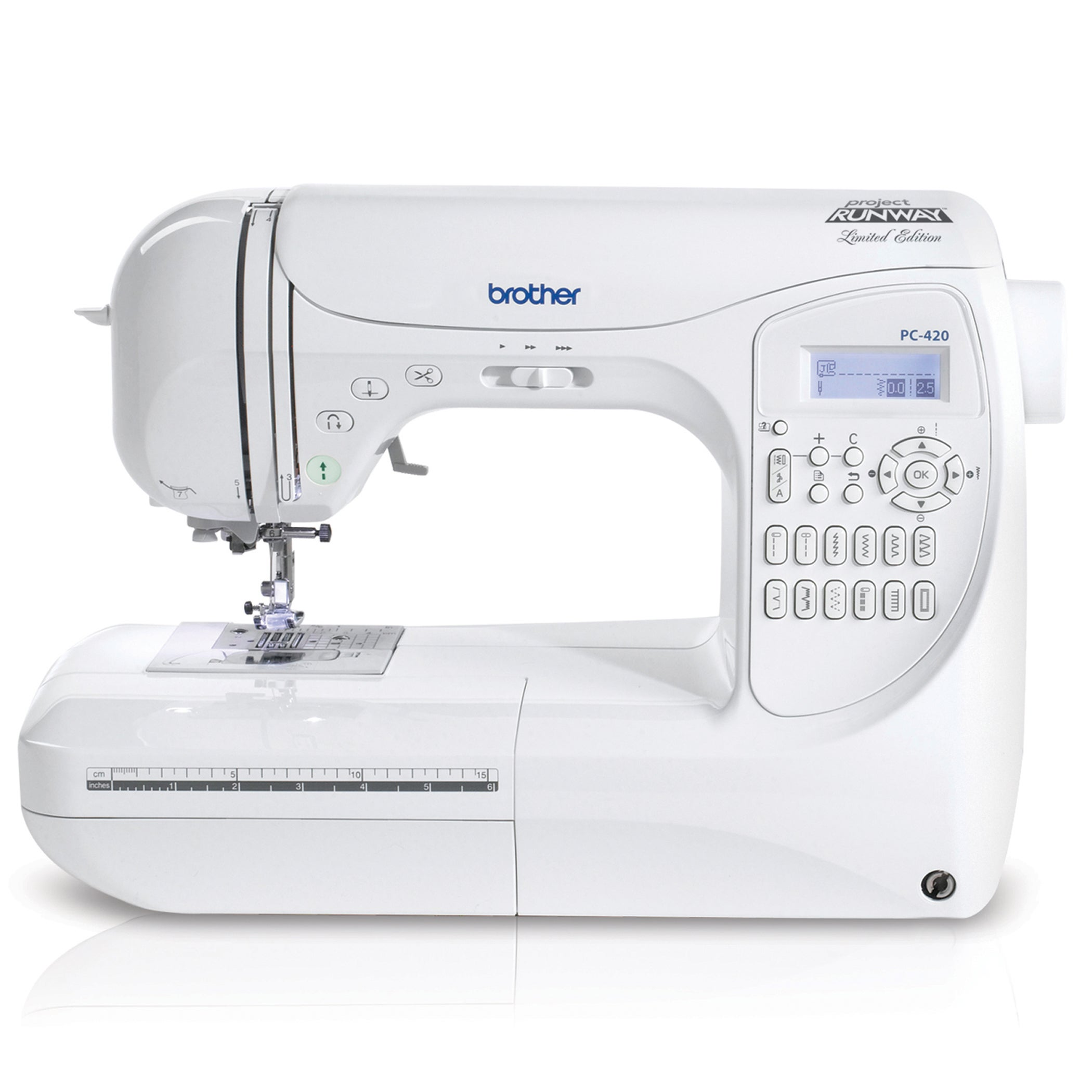 Brother PC420PRW Project Runway Limited Edition Computeri...