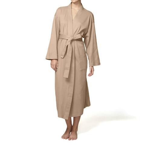Women's Earth Organic Cotton Bath Robe