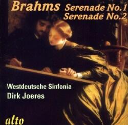 Dirk Joeres - Brahms: Serenades for Orchestra