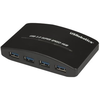 U.S. Robotics 8400 4-port USB Hub