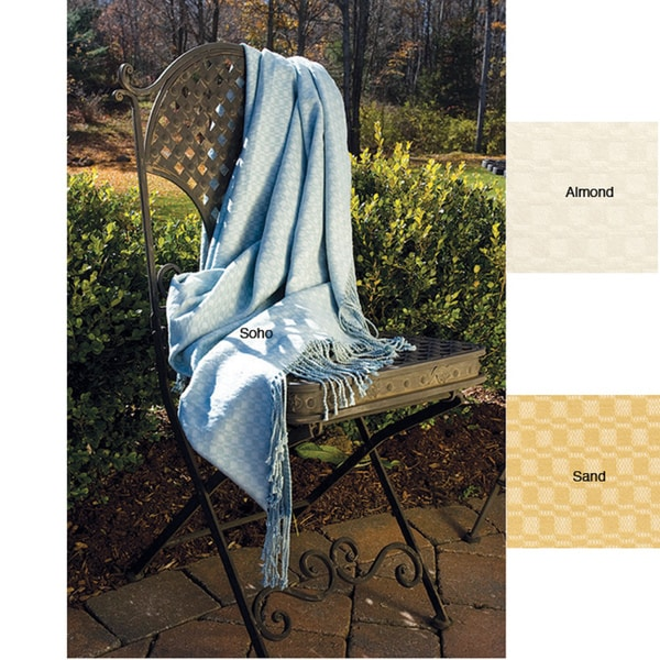 Dann Foley Cottage Collection Throw