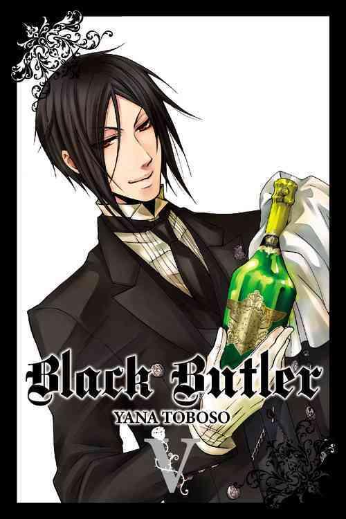 Black Butler 5 (Paperback)