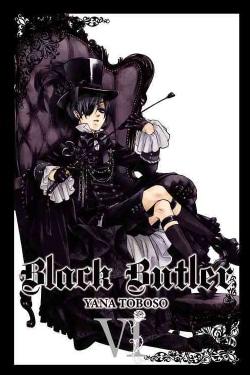 Black Butler 6 (Paperback)
