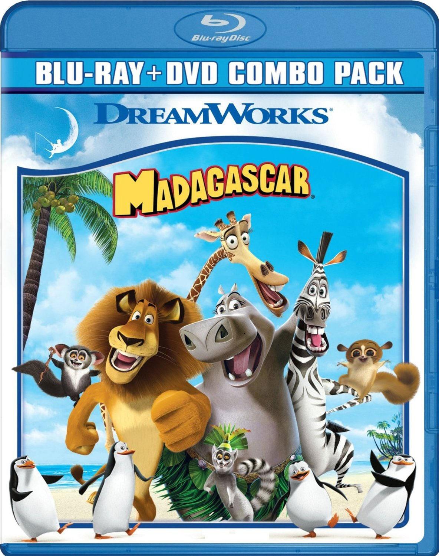 Madagascar (Blu-ray/DVD)