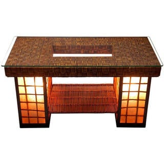 Handmade Renato Coffee Table Lamp (China)