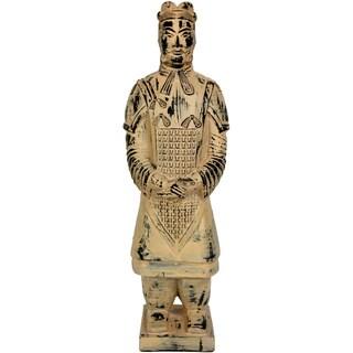 Handmade Resin Xian Tomb Warrior Statue (China)