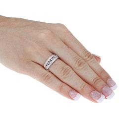 10k White Gold 1/3ct TDW Diamond Ring (G-H, I1-I2)