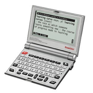 Franklin BES-2150 Electronic Dictionary