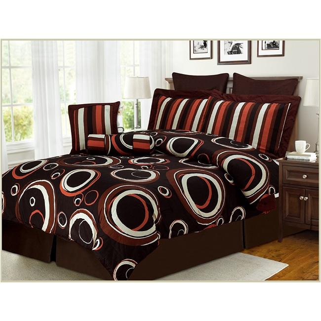 Torino 8-piece Comforter Set