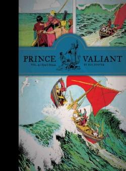 Prince Valiant: 1943-1944 (Hardcover)