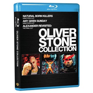 Oliver Stone Collection (Blu-ray Disc)