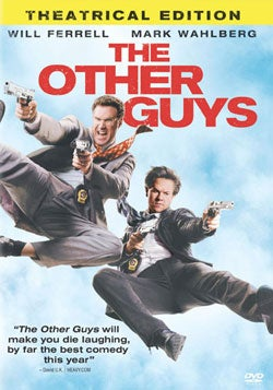 The Other Guys - Theatrical/Rated Edition (DVD)