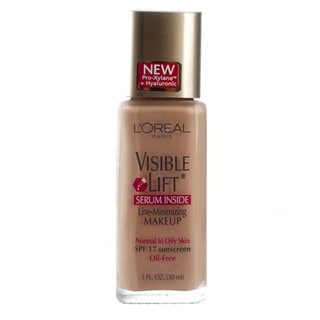 L'Oreal Visible Lift #152 True SPF 17 Beige Makeup (Pack of 4)