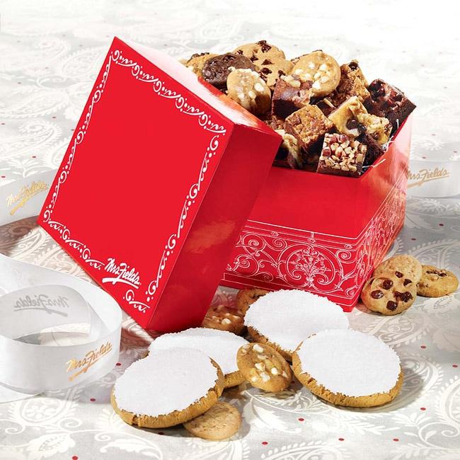 Mrs. Fields 'Luscious & Lovely' Gourmet Gift Box