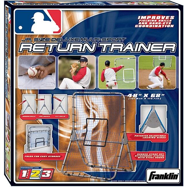 MLB Junior Deluxe Multi-sport Ball-return Trainer