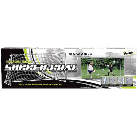 Large Steel Competition Soccer Goal