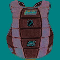 NHL SX PRO 1150 Sr. OSFA Goalie Chest Protector - Thumbnail 2