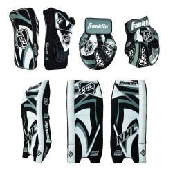 NHL SX Comp 100 Junior S/ M Goalie Set