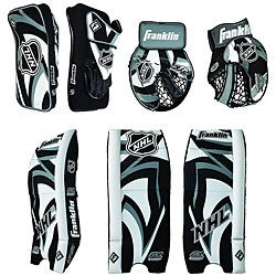 NHL SX Comp 100 Junior S/ M Goalie Set