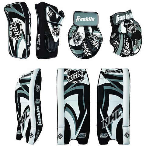 NHL SX Comp 100 Junior Lg/ Xl Goalie Set
