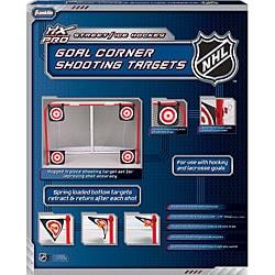 NHL Goal Corner Shooting Targets