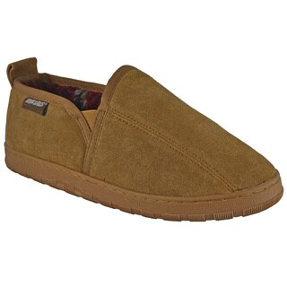 Muk Luks Men's Printed Berber Suede Slip-on (5 options available)