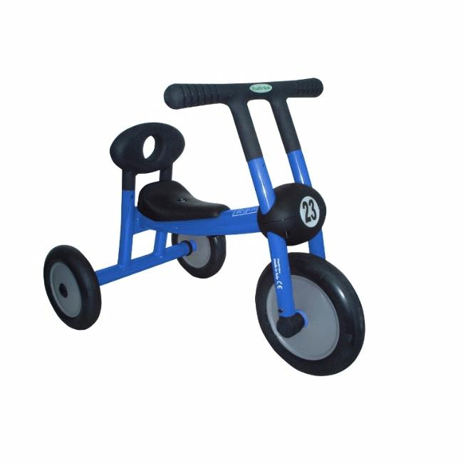 Italtrike Pilot 100 Blue Walker Tricycle - Thumbnail 0