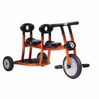 Italtrike Orange Pilot 200 Series 2 Passenger Tricycle