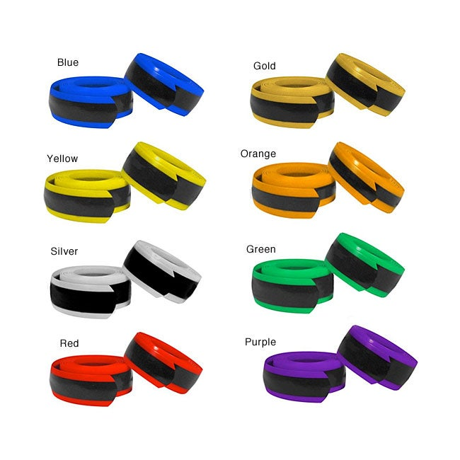 Mr Tuffy Colorful Puncture Proof Rubber Bicycle Tire