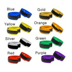 Mr. Tuffy Colorful Puncture-proof Rubber Bicycle Tire Liners