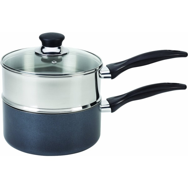 Shop T Fal 3 Quart Double Boiler Free Shipping On Orders