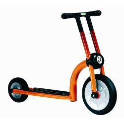 Italtrike Orange Pilot 200 Series 2-wheeled Scooter