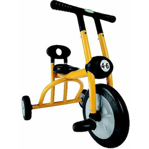 Italtrike Pilot 300 Series Yellow Tricycle