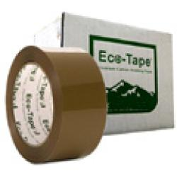Tan Three-inch Polypropylene Packing Tape (Pack of - Thumbnail 2