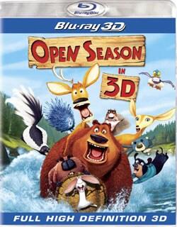 Open Season 3-D (Blu-ray Disc)