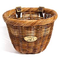 Nantucket Bicycle Basket Co. Oval Cisco Basket