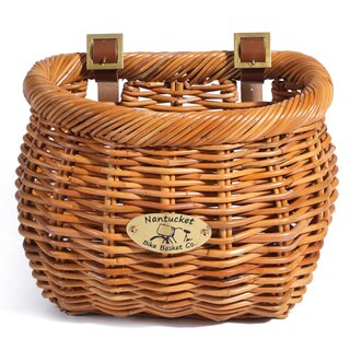 Nantucket Bicycle Basket Co. Cisco Collection Bicycle Basket