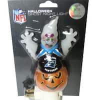 Carolina Panthers Halloween Ghost Night Light