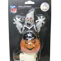 Dallas Cowboys Halloween Ghost Night Light