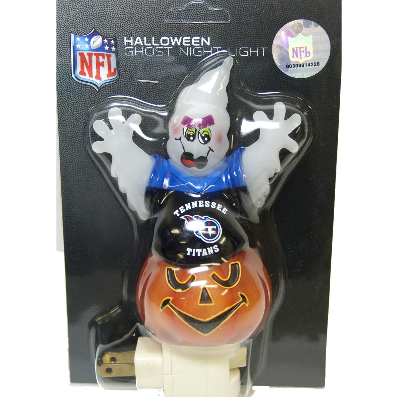 Tennessee Titans Halloween Ghost Night Light