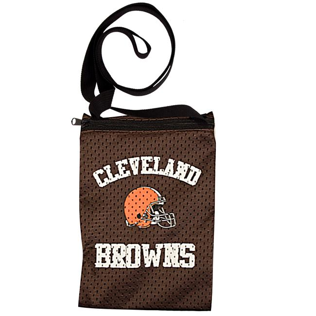 Little Earth Cleveland Browns Game Day Pouch
