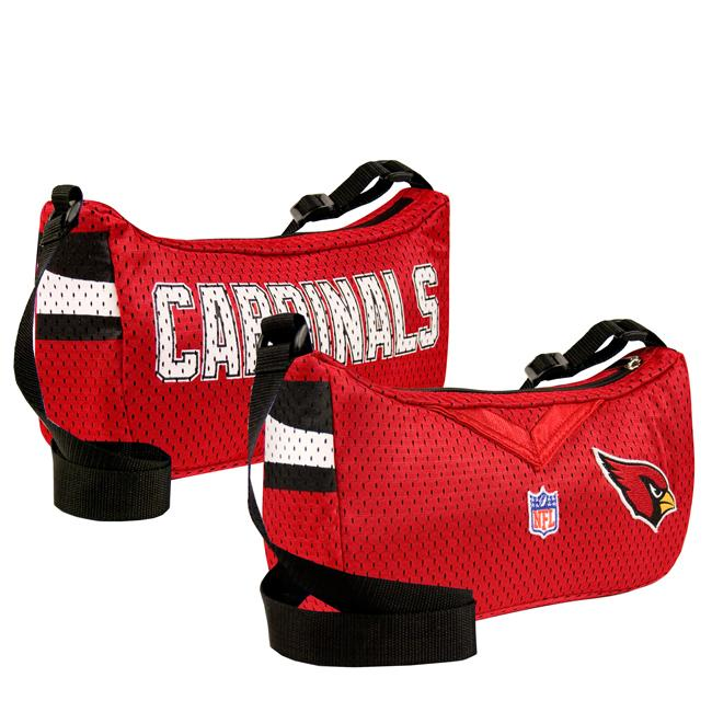 Little Earth Arizona Cardinals Jersey Purse