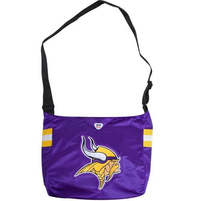 Little Earth Minnesota Vikings MVP Jersey Tote Bag