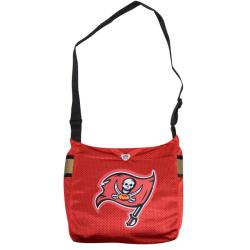 Little Earth Tampa Bay Buccaneers MVP Jersey Tote Bag