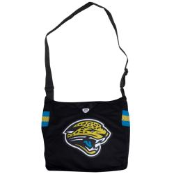 Little Earth Jacksonville Jaguars MVP Jersey Tote Bag