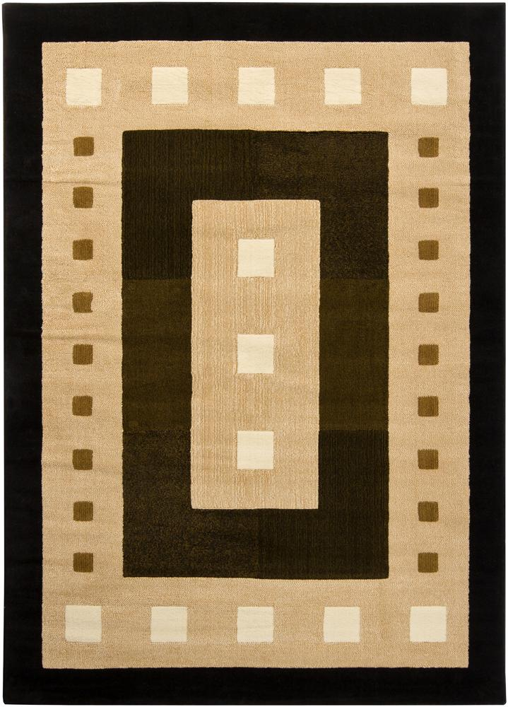 Artist's Loom Indoor Contemporary Geometric Rug (7'10 x 10'6) - Thumbnail 0