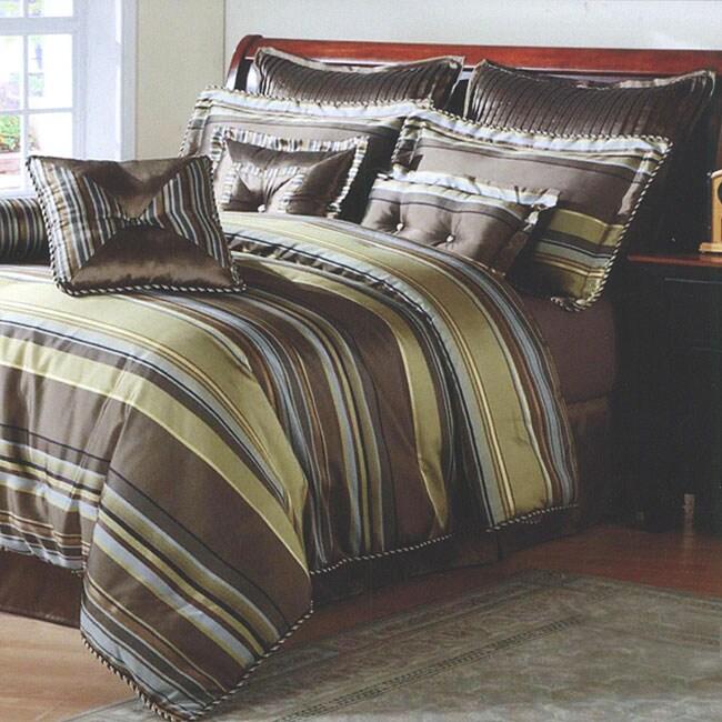 Owen 8-piece Comforter Set