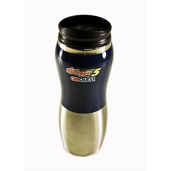 Nascar Kellogg's Carquest 16-oz Fusion Tumbler