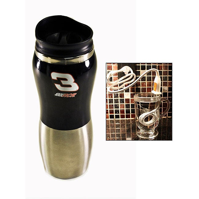 Nascar 3 RCR 16-oz Fusion Tumbler and Immersion Water Heater