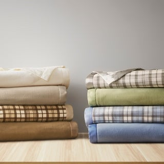 Simple Luxury Microfleece Blanket